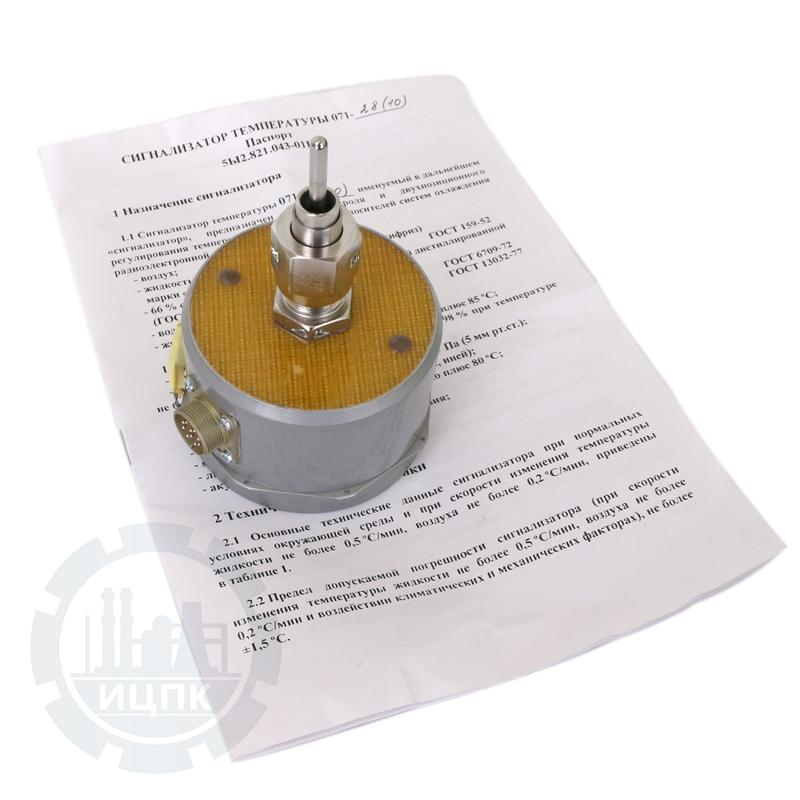 Сигнализаторы температуры СТ фото №3