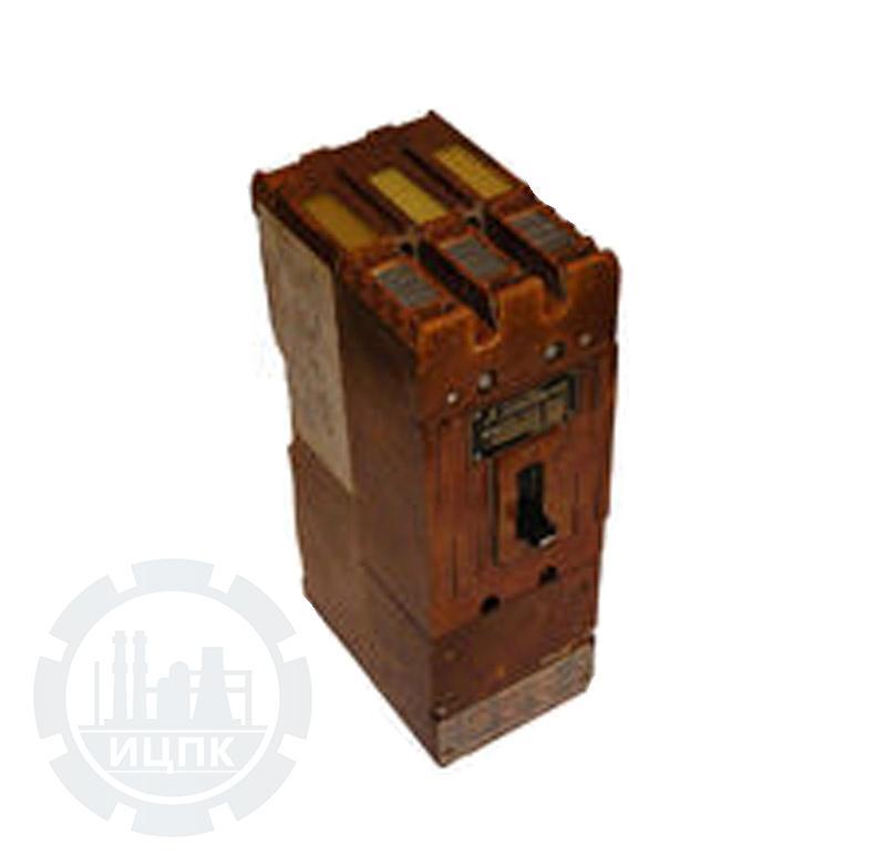 Автоматический выключатель А3714 фото №1
