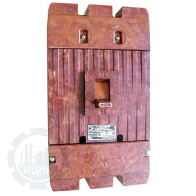 Автоматические выключатели А3781П, А3781М, А3781БР, ВА3781 фото №1