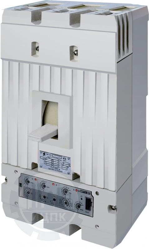 Автоматический выключатель А3791 фото №1