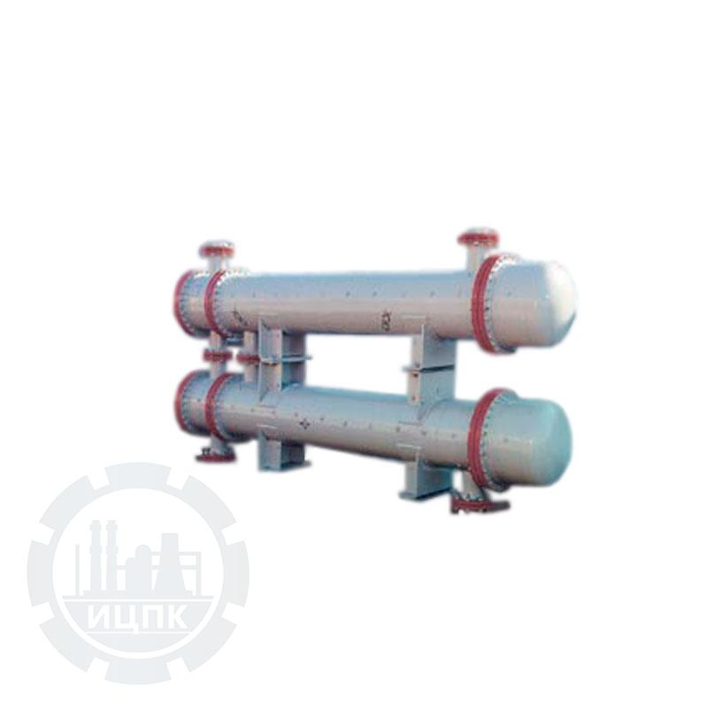 Аппараты с неподвижными трубными решетками и температурным конденсатором ТН, ТК, ХК фото №1
