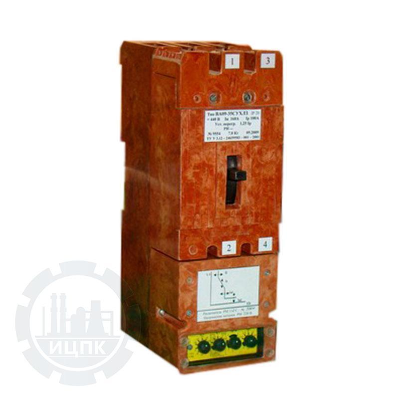 Автоматический выключатель ВА09-35С фото №1