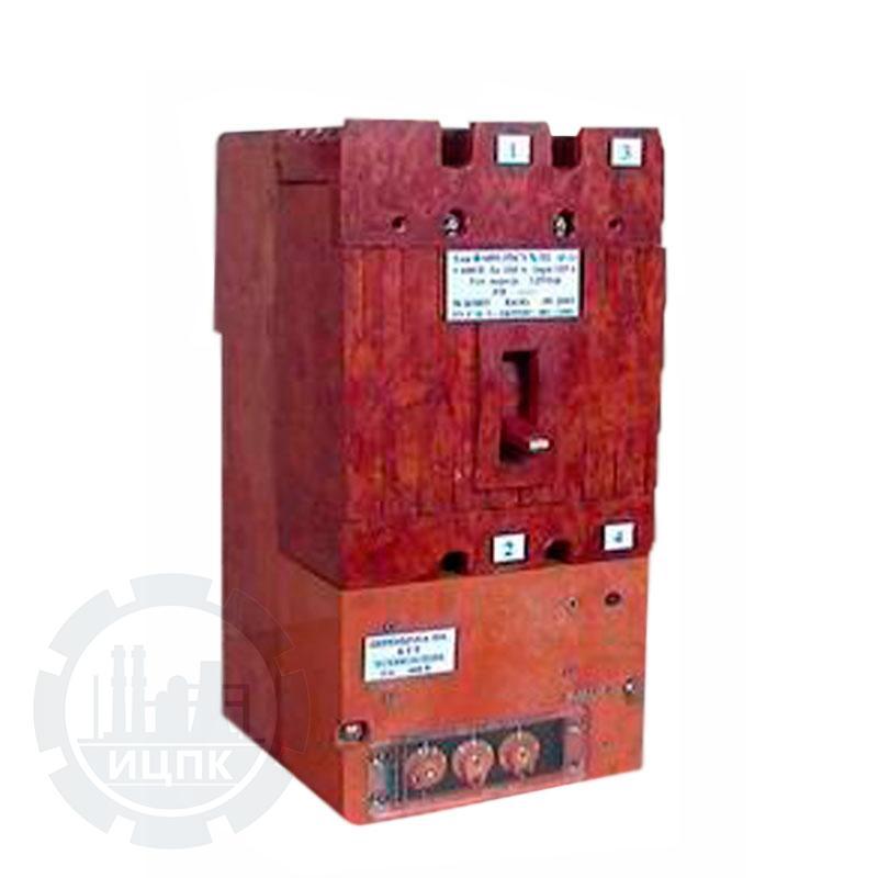 Автоматический выключатель ВА09-36С  фото №1