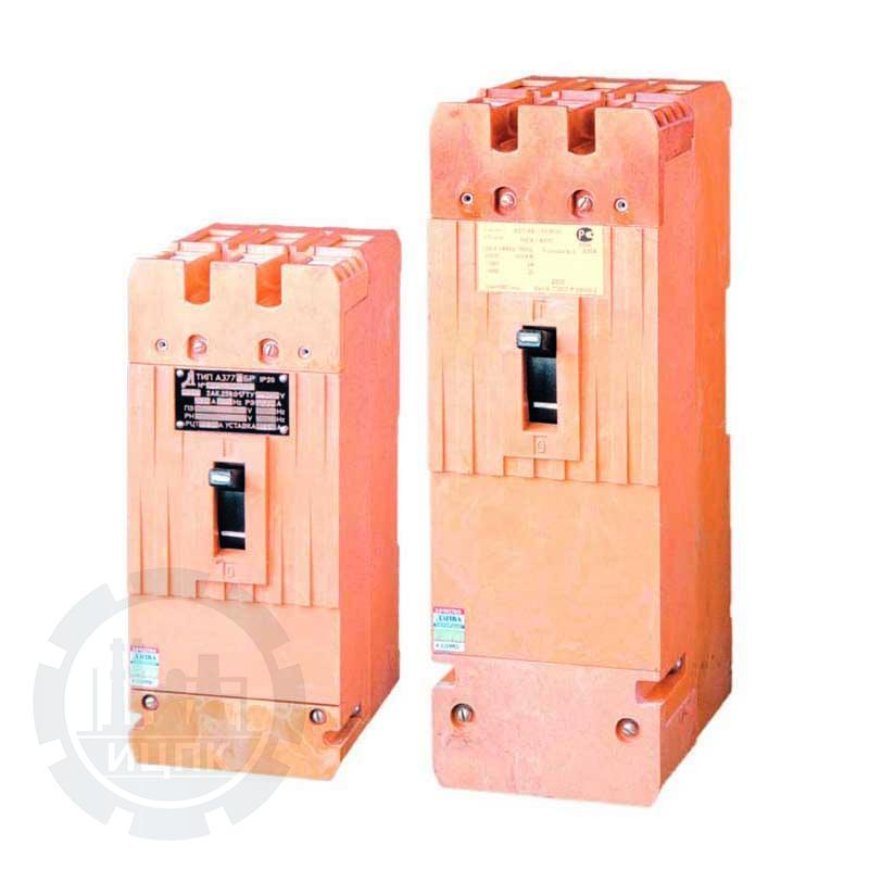Автоматический выключатель А3715 фото №1