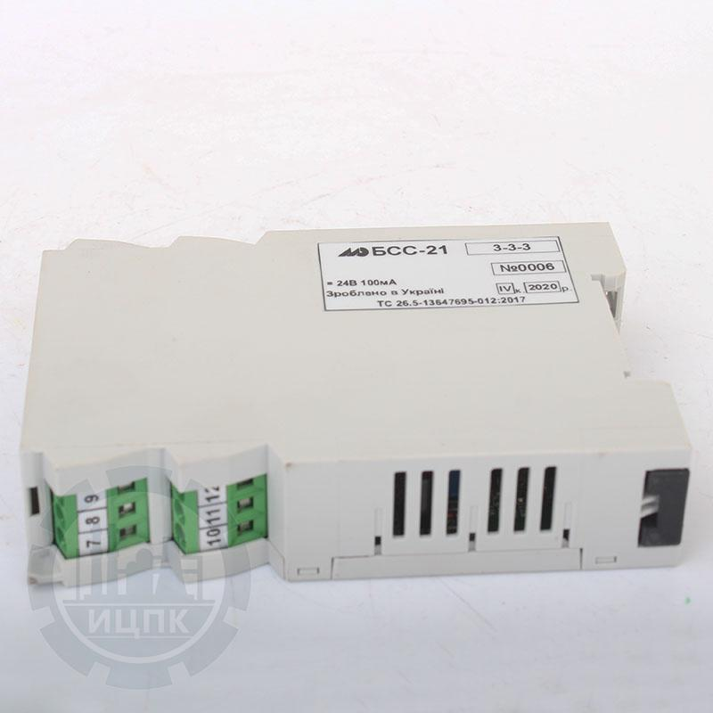 Блок суммирования аналоговых сигналов БСС-21 фото №2
