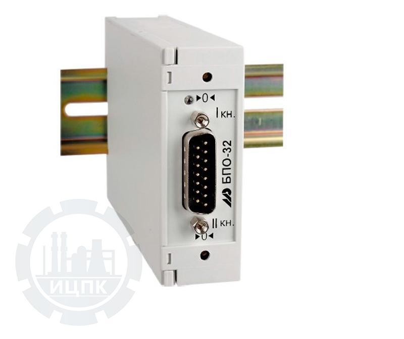 Блок преобразования сигналов термосопротивлений БПО-32 фото №1