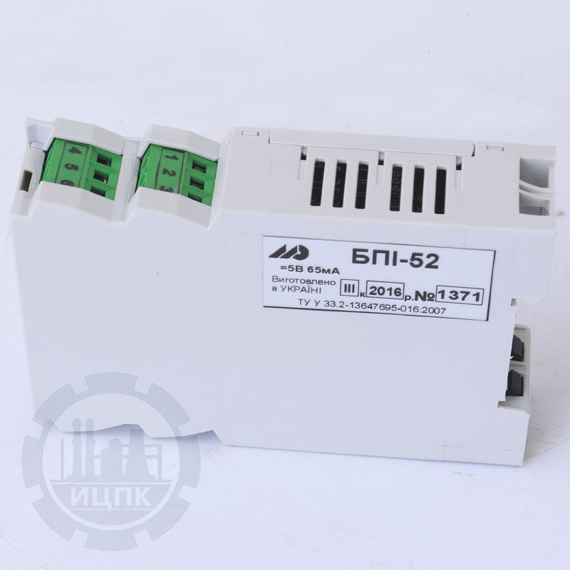 Блок преобразования интерфейсов БПИ-52, БПИ-54, БПИ-55 фото №1