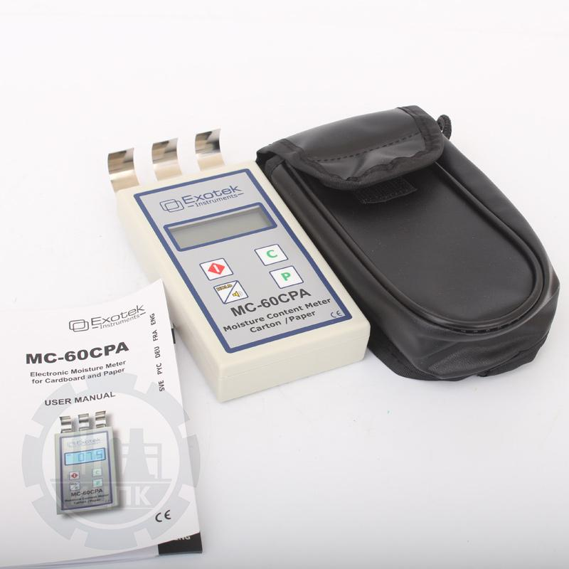 MC-60СPА влагомер для бумаги  фото №1