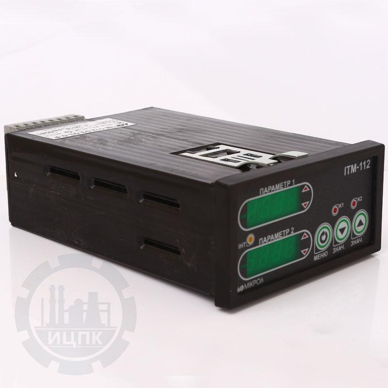 Двухканальный микропроцессорный индикатор ИТМ-112 фото №2