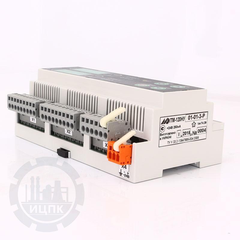 Двухканальный индикатор на DIN-рейку ИТМ-120НУ фото №2