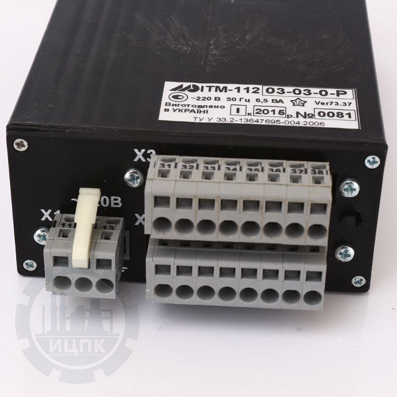 Двухканальный микропроцессорный индикатор ИТМ-112 фото №3
