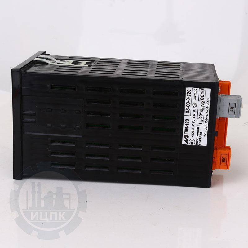 Двухканальный микропроцессорный индикатор ИТМ-120У  фото №4