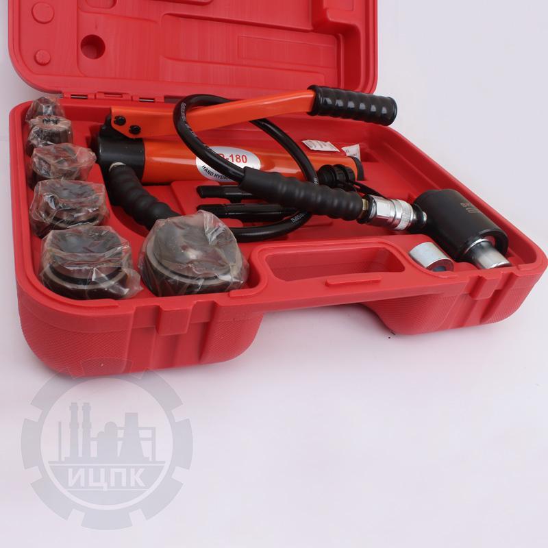 Гидравлический просечной инструмент SKP-8 фото №3