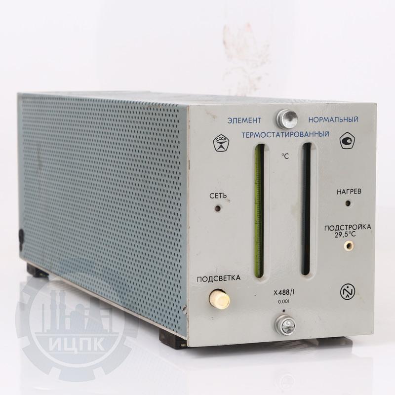 Элемент нормальный термостатированный Х488 фото №1