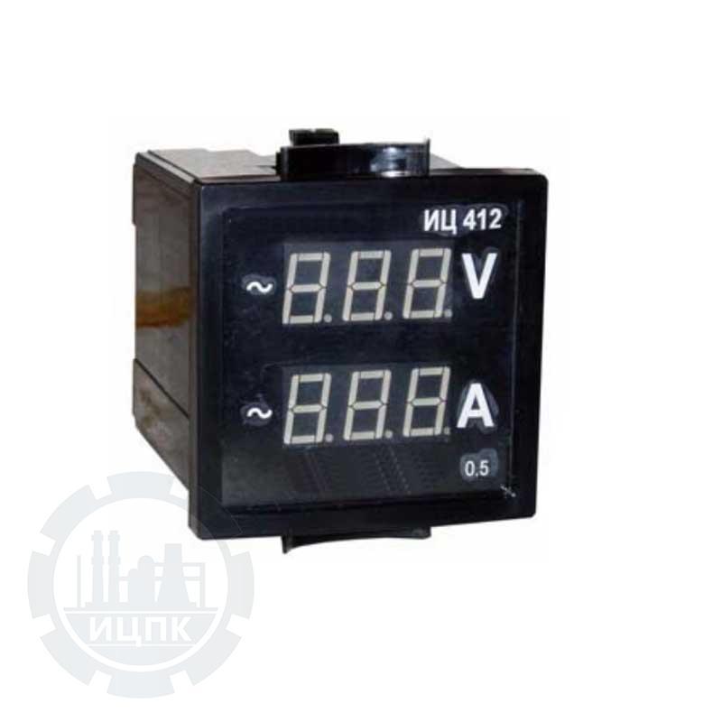 ИЦ412С индикатор для сварочного аппарата фото №1