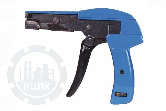 Инструмент для затяжки хомутов HS-600A фото №1