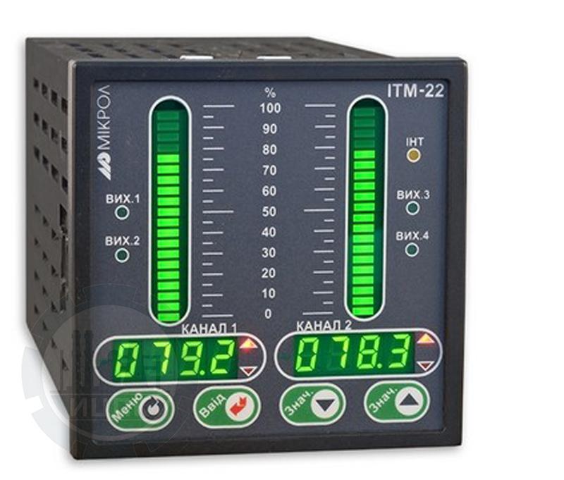 Индикатор технологический микропроцессорный ИТМ-22 фото №1