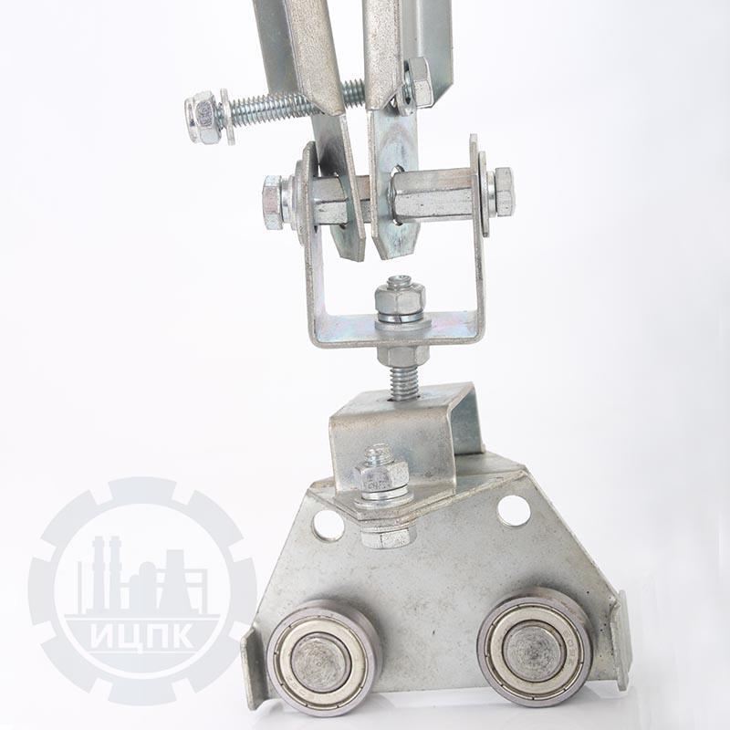 Кабельные тележки для движения по С-образной шине фото №2
