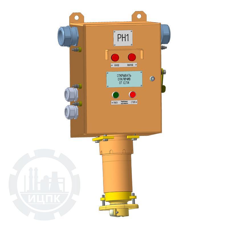 Аппарат для ручного управления нагрузкой КАН-Р фото №1