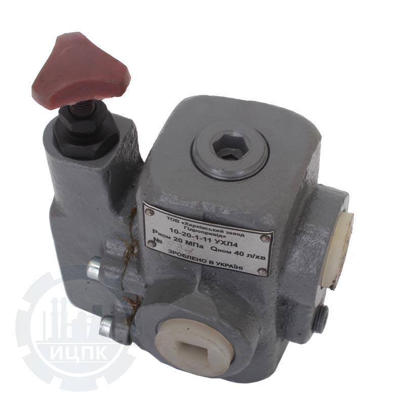 Клапан предохранительный разгрузочный 10-200-1-11 фото №1