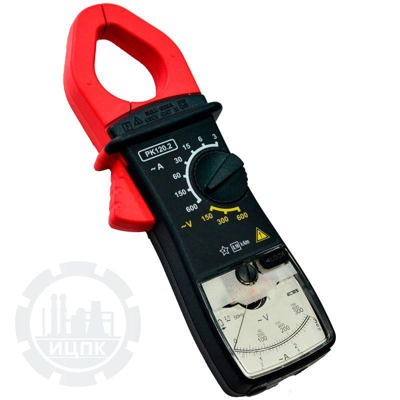 РК120.2 клещи электроизмерительные фото №1