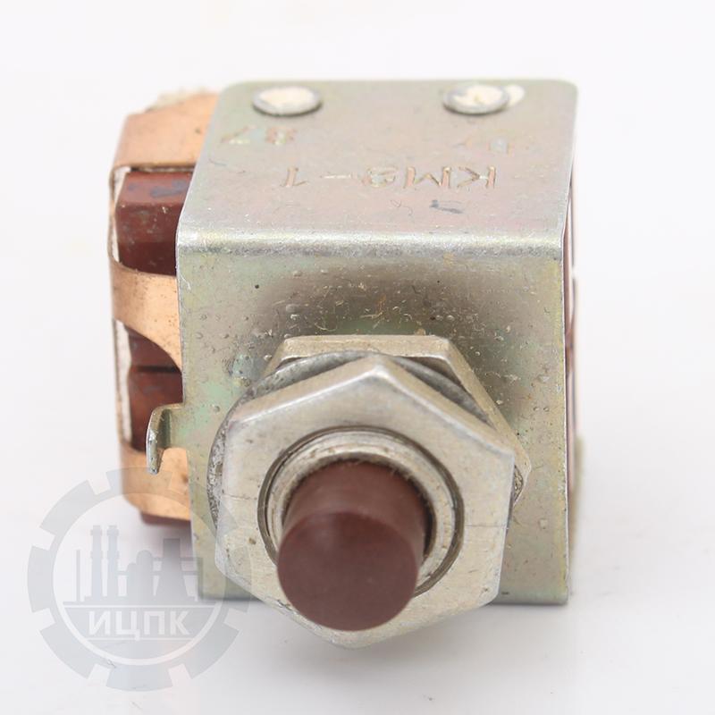 Кнопки КМ2-1, КМ2-1В фото №3