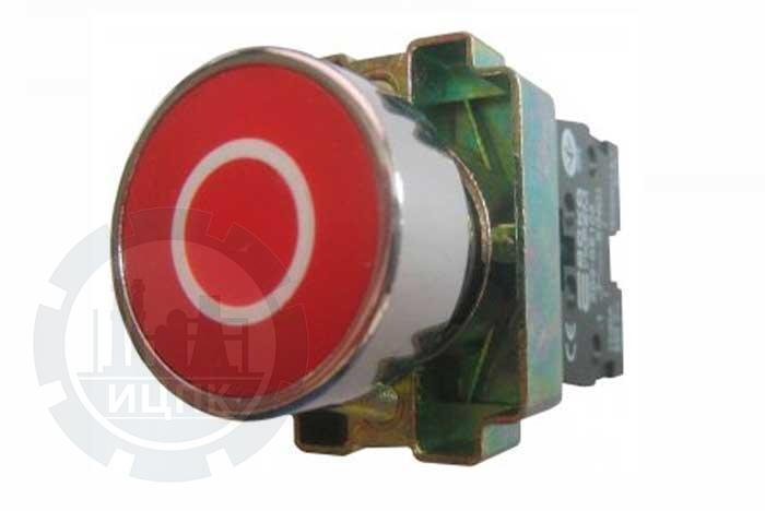 """Кнопка XB2-BA4322 """"Стоп"""" фото №1"""