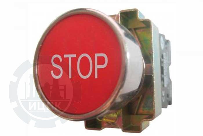 """Кнопка XB2-BA4342 """"Стоп"""" фото №1"""