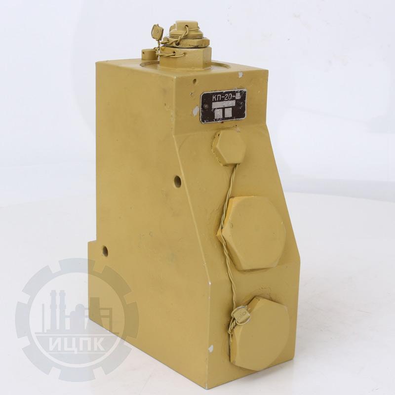 КП-20 клапан предохранительный фото №3