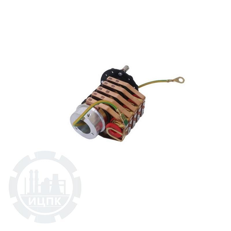 Кольцевой токосъёмник КТ-016 фото №1