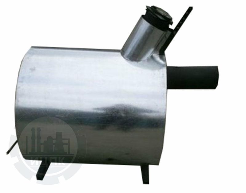 Печь-калорифер газогенераторная фото №1