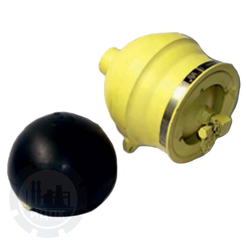 Пневмогидроаккумулятор ПГАМ-4 фото №1