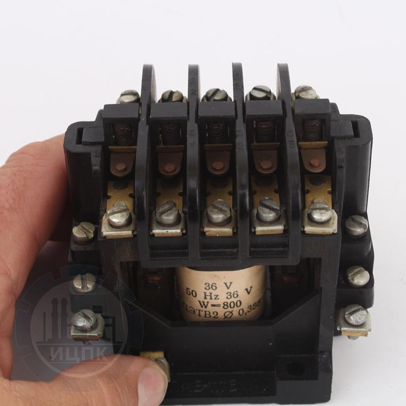 ПМЕ-111В магнитный пускатель 36В фото №1