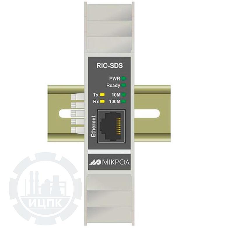 RIO-SDS Преобразователь интерфейсов RS-485 в Ethernet  фото №1