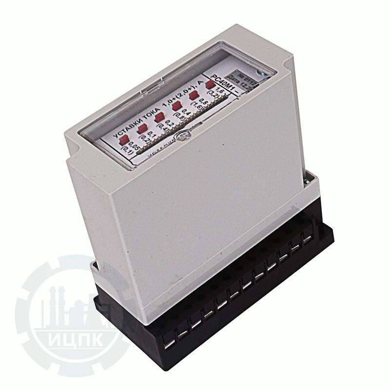 Реле максимального тока РС40М фото №2