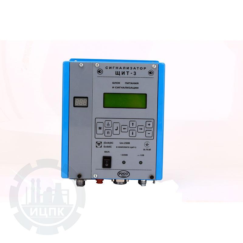 Сигнализатор ЩИТ-3-1-16 с датчиком ДТХ-154 фото №1