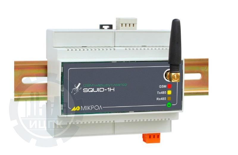 GSM модем-маршрутизатор SQUID-1Н фото №1