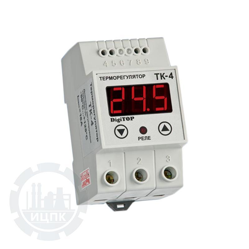 Терморегулятор ТК-4 фото №1