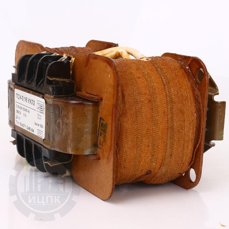 ТСУ-0,16 трансформатор сухой трехфазный фото №2