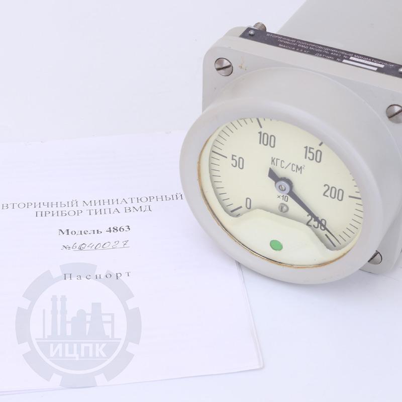 ВМД-4863 вторичный миниатюрный прибор фото №3